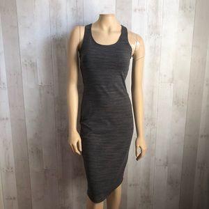 [Lululemon] Striped Racerback Globetrotter Dress